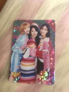 Twice Yes Card (閃卡)