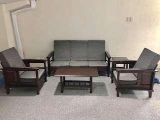 Sala set