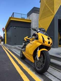Ducati Superbike 749s