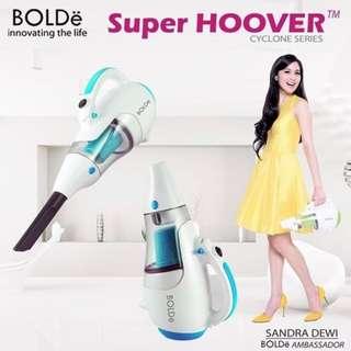 Vacuum super Hoover Bolde Garansi 1 tahun - Harga murah