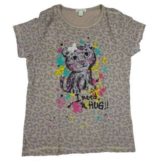 Bossini kids graphic tee