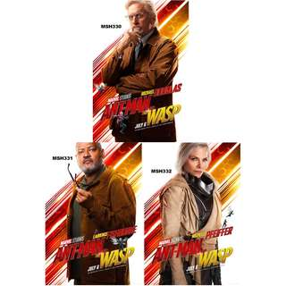 ANT-MAN AND THE WASP MOVIE POSTERS (PART 3)