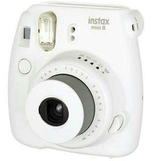 Fujifilm Instax Mini 8 White (Pre-loved)