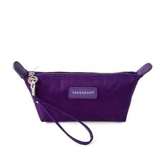 Authentic Longchamp Le Pliage Neo Pouch - Purple