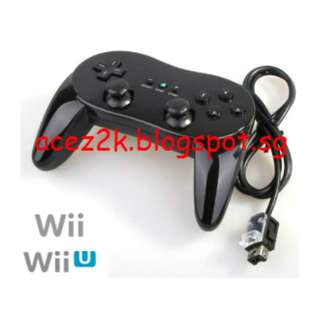 [BNIB] Wii Classic Controller Pro (Brand New Boxed)
