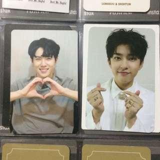 Donghan / Shihyun photocard