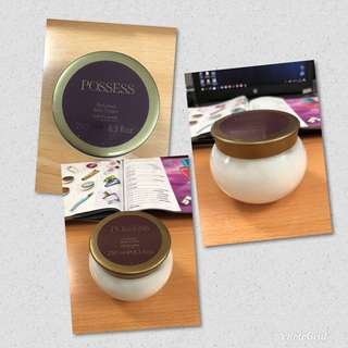 Possess Perfumed Body Cream 250 ml NEW !!