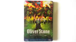 Bluray Disc  OLIVER STONE - Vietnam Trilogy