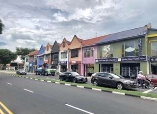 Shophouse in east coast for sale