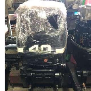 Suzuki Outboard Motor 40HP