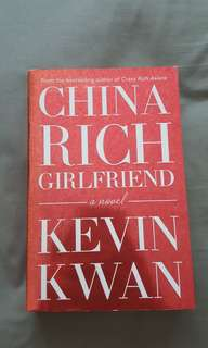 China Rich Girlfriend - Kevin Kwan