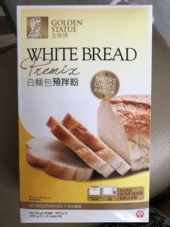 金像牌白麵包預伴粉