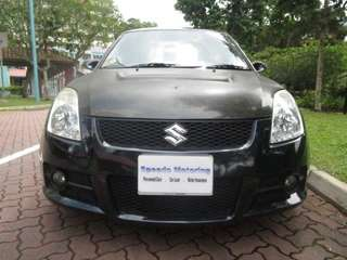 Suzuki Swift Sport 1.6 Auto