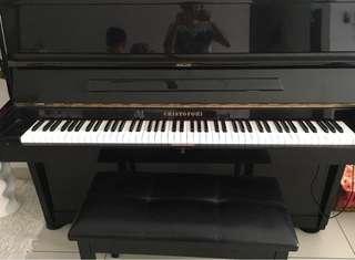 Piano - Upright Cristofori Brand