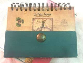 The Little Prince - Weekly Planner