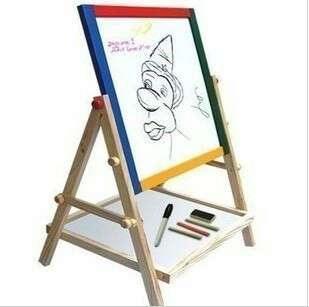 2 in 1 art board