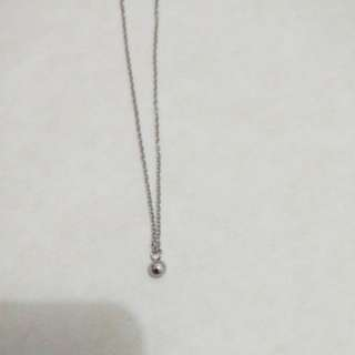Sale!!! Stainless steel ball necklace