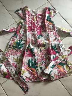 Flower dress for kids