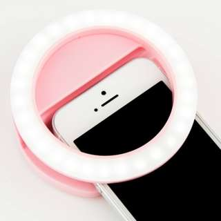 Celebrity Portable LED Selfie Ring Light