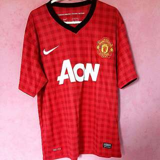 JERSEY MANCHESTER UNITED