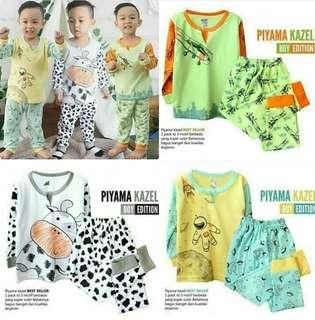 Piyama boy kazel Dino edition
