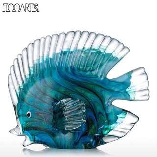 174•TooArts Fish Decoration