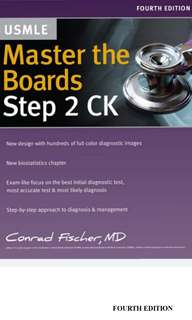 Master the Boards USMLE Step 2 CK – 4th ed PDF Copy