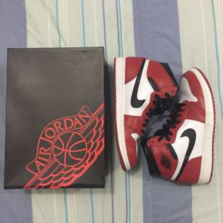 "Air Jordan 1 Retro High OG 2013 ""Chicago"""