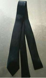 Black Casual Tie by Alisan New condition
