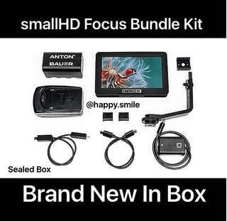 On Sales ! SmallHD Focus Bundle Kit