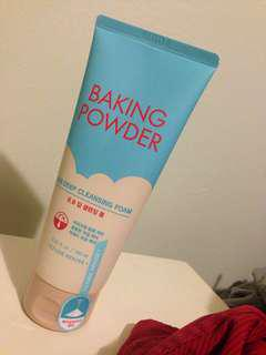 Etude house BB deep cleansing foam