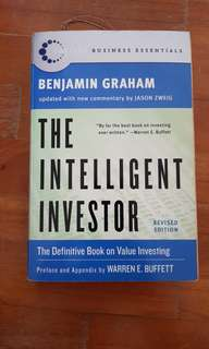 Book - The Intelligent Investor