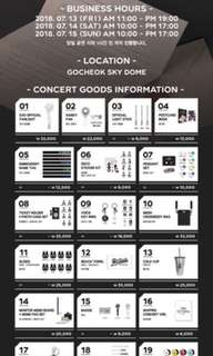 EXO ELYXION DOT GOODS