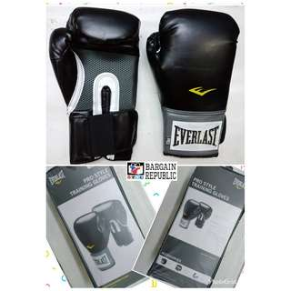 Everlast Pro Style Training Gloves Black 12oz