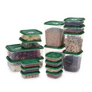27 pcs Food Container Set