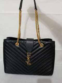 Saint Laurent Monogram Shopping bag