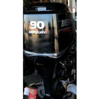 Mercury Outboard Motor 90HP (2-stroke)
