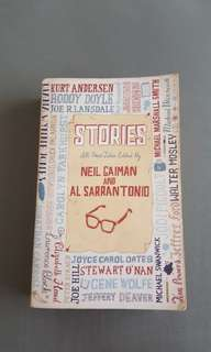Stories - Neil Gaiman, Al Sarrantonio and others