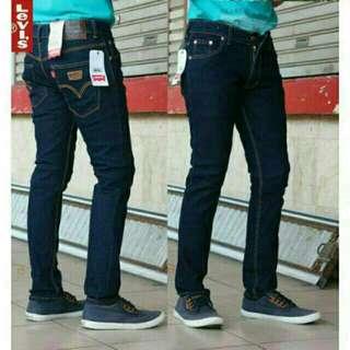 Jeans slimfit ukuran 33