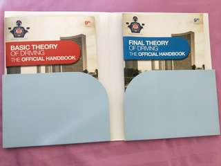 SG 9th edition Basic&Final theory of driving