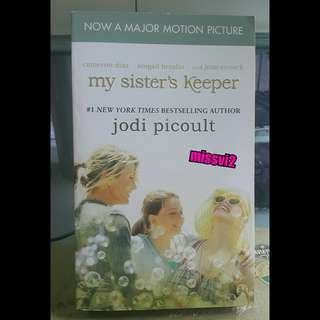 (ENG)My Sister's Keeper By Jodi Picoult