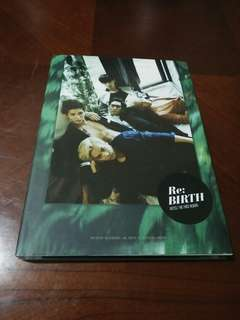 [QUIT SALE] NU'EST RE:BIRTH THE FIRST ALBUM