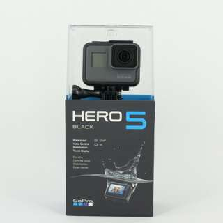 🚚 GoPro Hero 5 Black