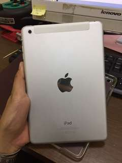 Ipad mini 1 16gb silver mulus