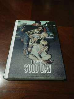 [QUIT SALE] B1A4 SOLO DAY AND B1A4 WHO AM I
