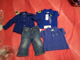 Babies apparel