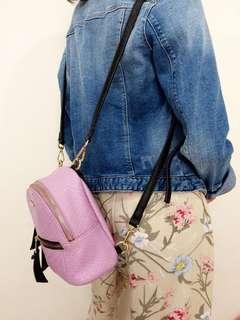 Mini Lilac Purple Backpack