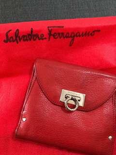 Salvatore Ferragamo 短夾