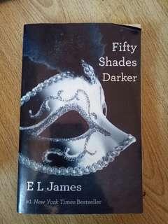Fifty Shades Darker (E. L. James)