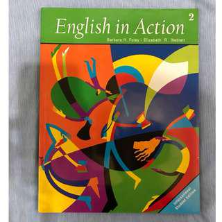 English in Action Book 2-Wkbk